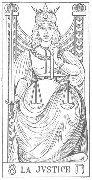 Arcanum 8 – Cheth ח – Gnostic Studies